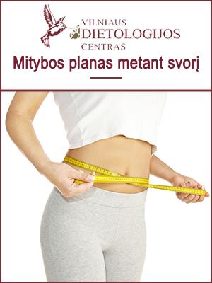 kaip nesveikai maitintis ir mesti svorį svorio netekimas reiškia